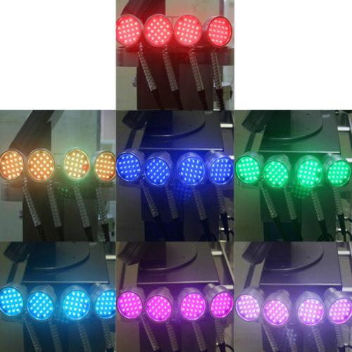 7 culori - pt aparat hidradermabraziune vacuum